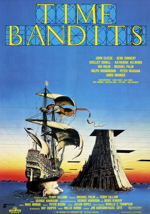 Filmplakat zu TIME BANDITS