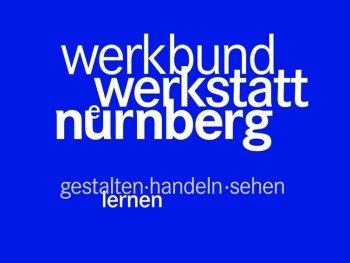 Das Bild zeigt das Logo vom Werkbund Werkstatt Nürnberg