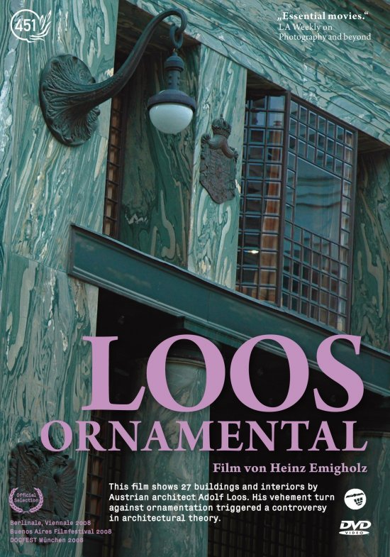 Filmplakat zu LOOS ORNAMENTAL